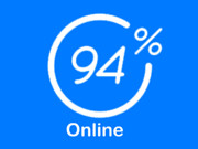 94% اون لاين