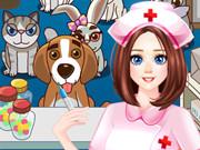 مستشفى الحيوانات الجديدة