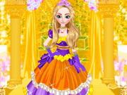 تلبيس آنا ملابس ملكية