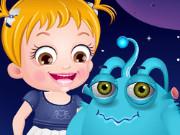 بيبي هازل صديق الكائن الفضائي