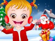 بيبي هازل مفاجأة الكريسماس