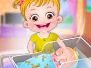 بيبي هازل المولود الجديد