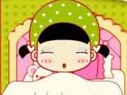 حماية الاطفال الصغيرة أثناء النوم