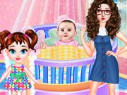 جليسة الاطفال الرضع