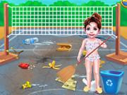تنظيف الشاطئ- العاب تنظيف الشواطئ