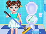 بيبي تايلور تنظيف المنزل