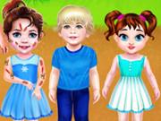 اطفال صغار جدا بنات واولاد