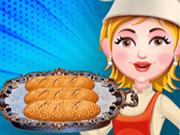 طبخ خبز فرنسي مع عجينة البيتزا