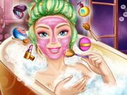 باربي حمام الجمال