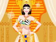 ملكة مصر الاميرة الفرعونية