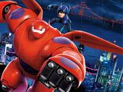 بانوراما الألغاز Big Hero 6