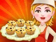 طبخ كعكة التوت البري