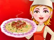 بنات طبخ كرات اللحم