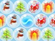 فقاعات عيد الميلاد