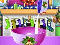 طبخ طعام الكريسماس التقليدي