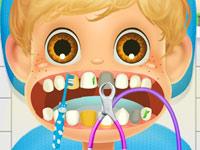 العناية بالاسنان- العاب دكتور الاسنان حقيقية للكبار