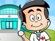 طبيب الأطفال الصغار