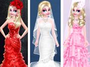 السا ستايل فستان الزفاف المختلف