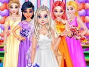 حفل زفاف السا