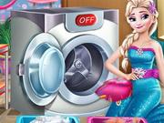 السا غسيل الملابس