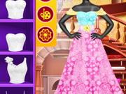 ستوديو الموضة فستان الزفاف