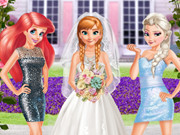 العروس آنا واشبيناتها