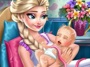 frozen elsa birth care