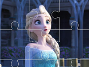 frozen fever jigsaw puzzle
