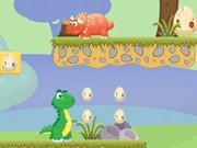 مغامرة الديناصور الصغير