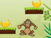 قفز قرد الموز