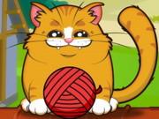 القط كيتي اللعوب