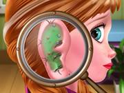 الاميرة آنا دكتور الأذن