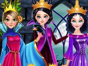 الأميرة ديزني تحدي الأشرار