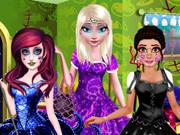 أميرة حفل الهالوين