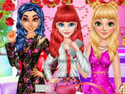 princess valentine's day single party