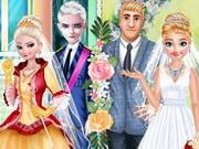 الزفاف الملكي مقابل العرس الحديث