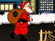 سانتا الذهاب الي المنزل