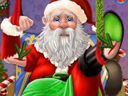 انقاذ سانتا المجروح وظبي الكريسماس