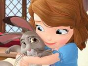 لغز تركيب صور الأميرة صوفيا والحيوانات