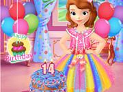 صوفيا حفلة عيد ميلاد لا تنسي