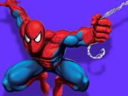 الرجل العنكبوت المحارب