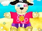 الدب تيدي تلبيس فصل الصيف