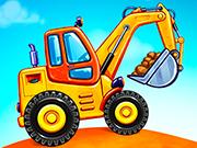 مصنع شاحنة للأطفال
